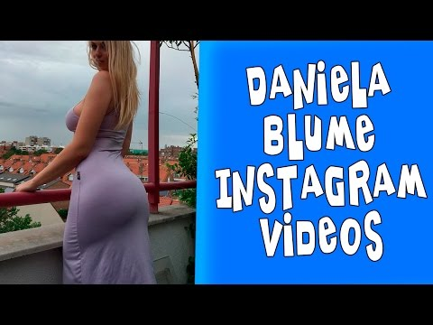 Daniela Blume Instagram Videos (видео)