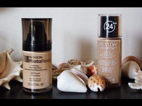 beaute Revue : 2 fonds de teint Revlon maquillage