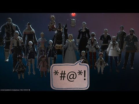 FINAL FANTASY XIV: Unnecessary Censorship #1