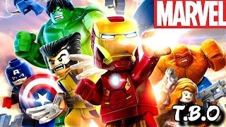 lego marvel super heroes türkçe  iron man hulk spider man ümidi man  ps4  t.b.o