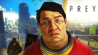Prey is an upcoming first person adventure game where you play as Yu (that's some kind of inside joke by the way). Through deception an alien race wreaks havoc in the space station you are stationed on and it Yu's job to save the day, maybe. The game itself comes out on Friday 5th of May - this is the demo (Opening Hour) which is downloadable right now if you want to play. Please leave a rating and a comment on the video to let me know what you thought and share and subscribe if you enjoyed it! ▽ MORE ALEXARCS HERE ▽► SUBSCRIBE HERE -- http://bit.ly/1z36r4K► TWITTER -- http://bit.ly/1MM4KQr► FACEBOOK -- http://on.fb.me/1NTGZ9m► TUMBLR --  http://bit.ly/2mwxhlX