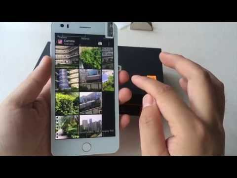 First Look For Elephone P6I SmartPhone