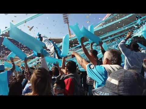 Recibimiento de Belgrano vs Galleres - Los Piratas Celestes de Alberdi - Belgrano