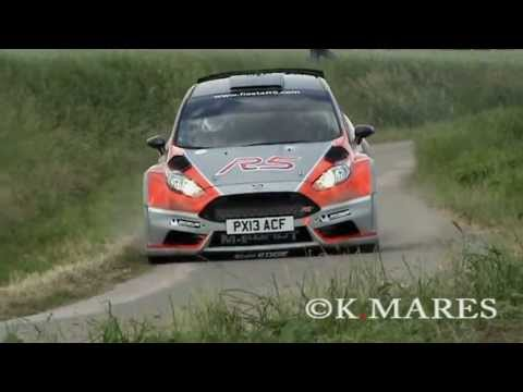test geko ypres rally 2013_ thierry neuville - nicholas gilsoul.