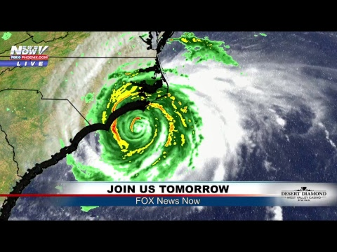 FNN: Gas explosions chaos in Massachusetts communities; Hurricane Florence impacts Carolinas