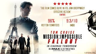 Mission: Impossible Fallout  | In Cinemas Tomorrow | Paramount Pictures India