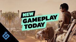 New Gameplay Today – Assassin's Creed's Discovery Tour