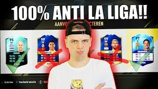 Over deze video: ik maak een paar FIFA 17 Fut Drafts waarin ik geen La Liga spelers mag gebruiken! (in het Nederlands) :D ▸ Mijn game kanaal: ...