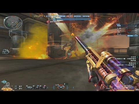 Crossfire HD : S&D Mode Maps Black Widow Gameplay - Thời lượng: 38 phút.