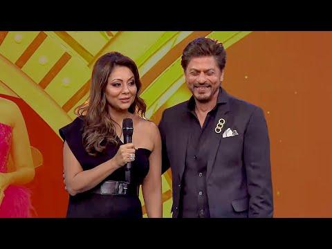 Adorable: Shah Rukh Khan & Gauri Spill Each Other's Secrets Out