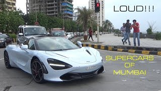 Video LOUD SUPERCARS OF MUMBAI | INDIA | SEPTEMBER 2017 MP3, 3GP, MP4, WEBM, AVI, FLV Oktober 2017