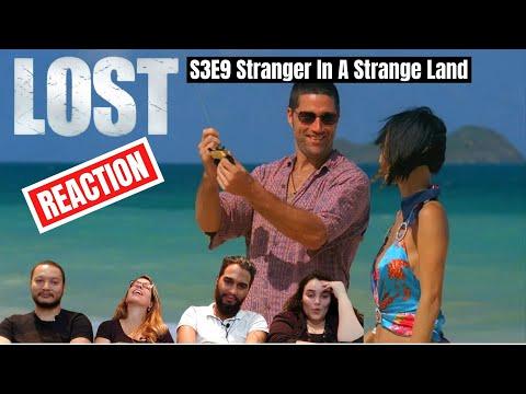 Lost 3x9   Stranger In A Strange Land   Reaction