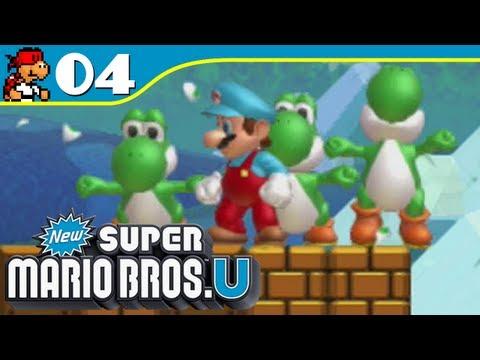 Mario & Yoshi Wii U