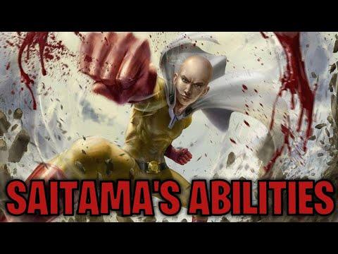 Saitama's Abilities (One-Punch Man)