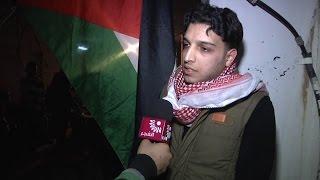 قوات الاحتلال تفرج عن الاسير محمد أبو عيد من طولكرم