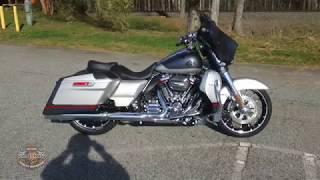 7. Smokin' H-D 2019 Harley-Davidson® FLHXSE - CVO™ Street Glide®