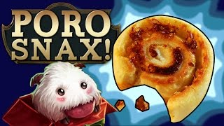 How to Make PORO-SNAX League of Legends   Feast of Fiction S4 Ep1