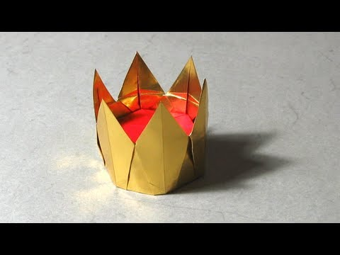 Hat Tutorial - 027 -- Crown