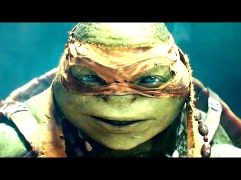 german - Offizieller Teenage Mutant Ninja Turtles HD-Trailer #3 Check & Infos Deutsch German Movie Film Megan Fox 2014 Kanal: http://bit.ly/DVDKritik Twitter: http://bit.ly/TWRobert Facebook: http://bit.ly...