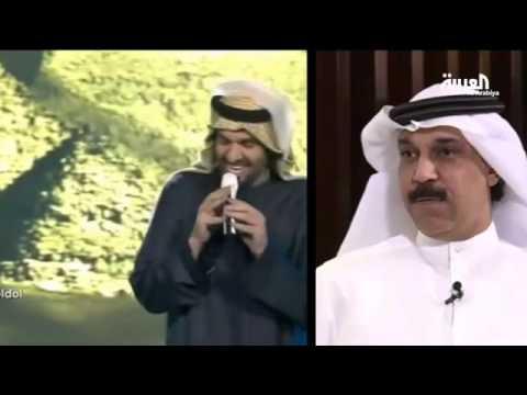 عبد الله الرويشد: مطربة الخليج هي نوال وليست أحلام.. ولم أوصي بدفني بمصر