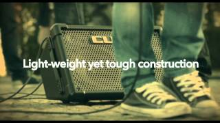 Roland Cube Street EX Video