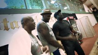 Heavyweight Boxers Rap : Anthony Joshua, Kevin Johnson, Malik Scott