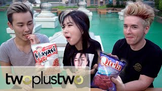 Ultimate Indonesian Snacks feat. SUNNYDAHYE