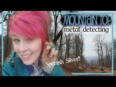 Mountain Top Metal Detecting - Spanish Silver & KGI Copper (видео)