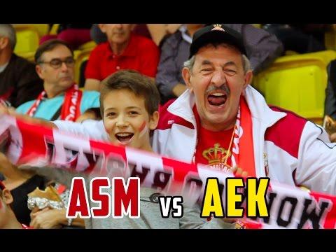 Teaser AS Monaco - AEK Athènes