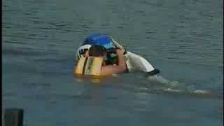 5. Me on a Stand up Jet Ski attempt 1