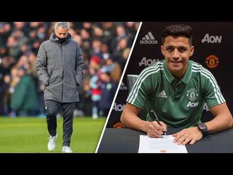 Shocking News: Alexis Sanchez In Drug Storm