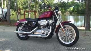 8. Used 2005 Harley Davidson Sportster 883 Low Motorcycles for sale