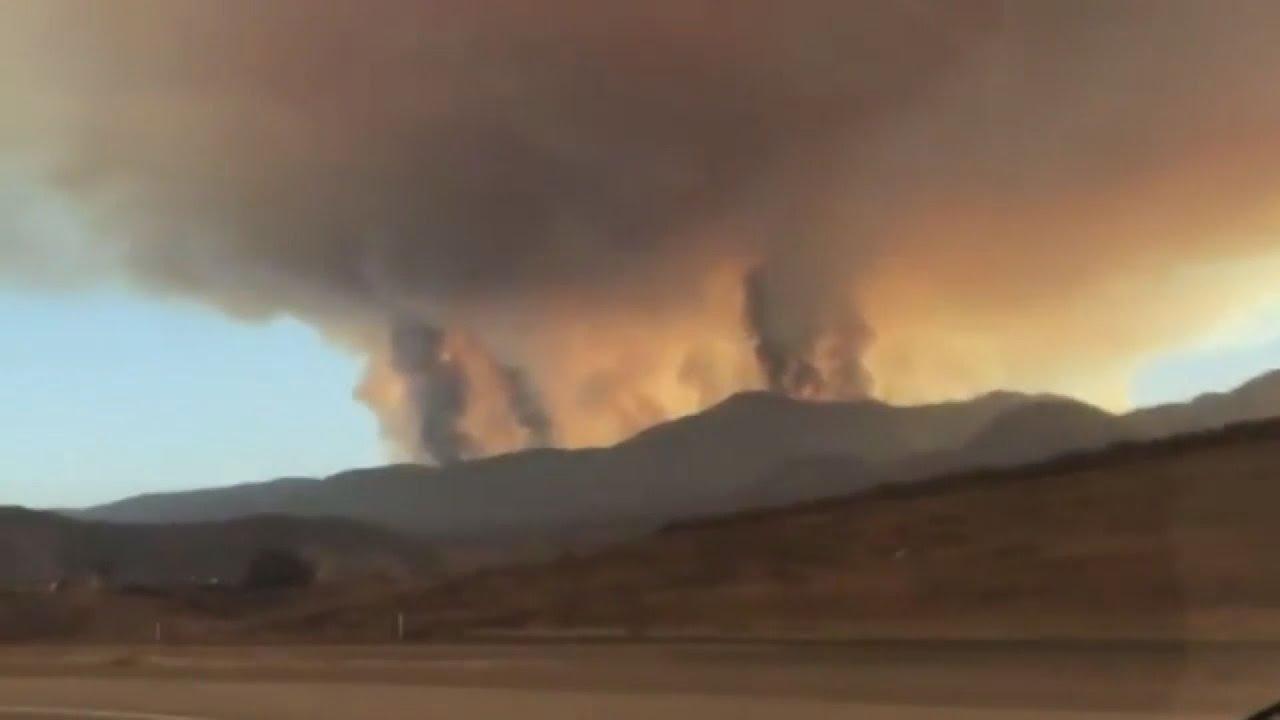 Όλο τον Αύγουστο θα καίει η φωτιά στην Καλιφόρνια