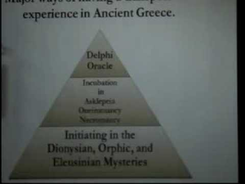 Ancient Greek Mysteries, NDEs and Regression Therapy