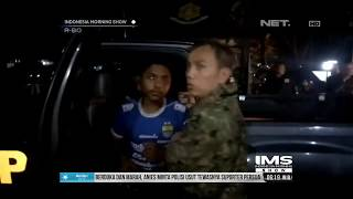 Video 10 Oknum Pengeroyokan Suporter Persija Diamankan Petugas-IMS MP3, 3GP, MP4, WEBM, AVI, FLV September 2018