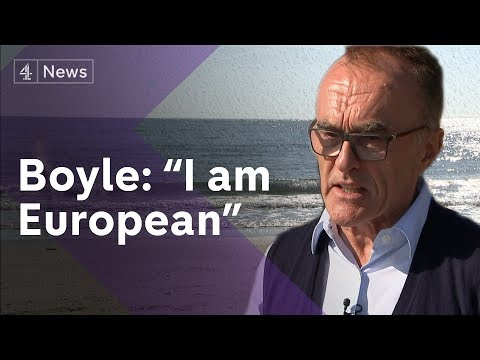 Danny Boyle on his WW1 tribute, Brexit, and being 'a European' first