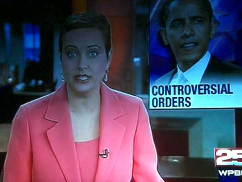 The liberal media is so tongue tied on Obama... they cant get ...