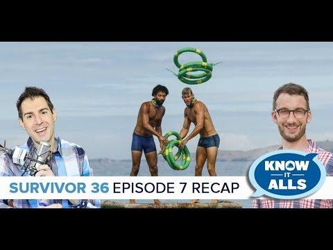 Survivor Know-It-Alls   Ghost Island Episode 7 Recap