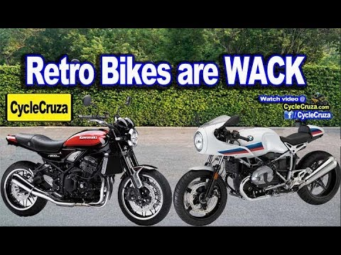 Why New Retro Motorcycles Are WACK   MotoVlog