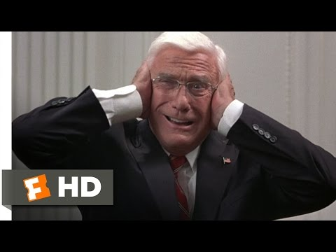 Scary Movie 3 (9/11) Movie CLIP - White House Fisticuffs (2003) HD