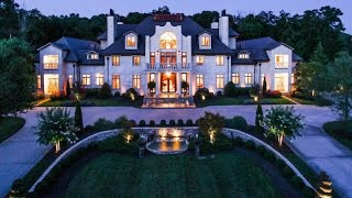 Ooltewah (TN) United States  city photos gallery : Forest Creek Manor $10,000,000 A Premier Property in Tennessee, US, Million Dollar Mansions