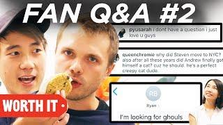 Who Sponsors Worth It? • Worth It Q&A #2