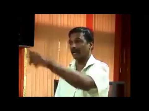 Mohanan vaidyar's new speech
