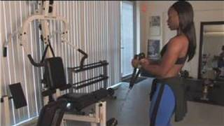 Exercise&Fitness Tips : How to Use Weight Lifting Machines