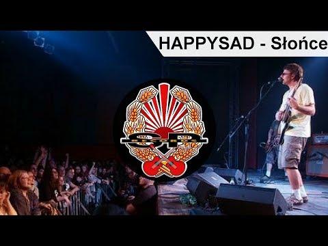 Tekst piosenki happysad - Słońce po polsku