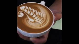 Video THE BEST LATTE ART EVER IN THE WORLD MP3, 3GP, MP4, WEBM, AVI, FLV Agustus 2018