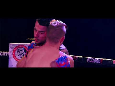 TITAN FIGHT NIGHT - TFN 3  Marcel Masaryk vs Samuel Líška