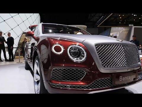 Genfer Autosalon: Surrende Elektroantriebe werden im M ...