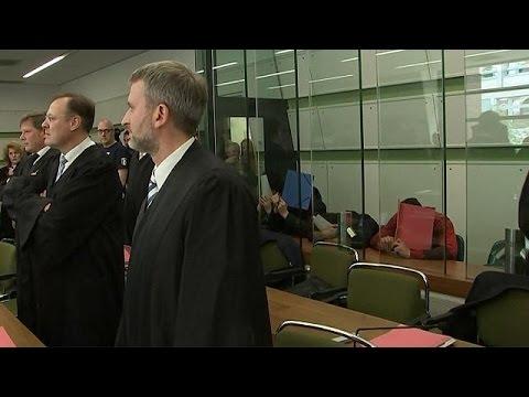 Γερμανία: Ξεκίνησε η δίκη των έξι για την απόπειρα πυρπόλησης αστέγου