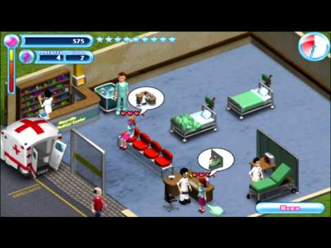 Hysteria Hospital: Emergency Ward - RomUlation Plays Wii
